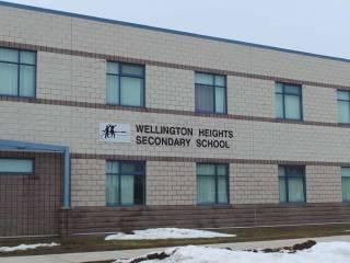 Wellington Heights Secondary School